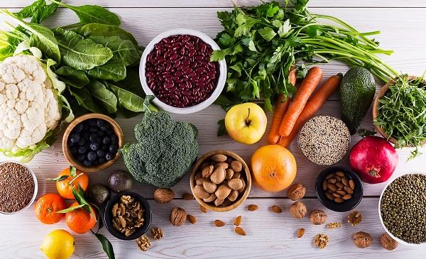 Food sources of antioxidants